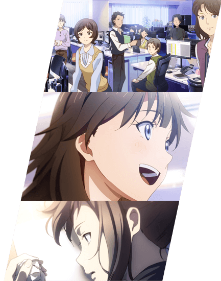 由日本专业团队制作的动画版宣传PV